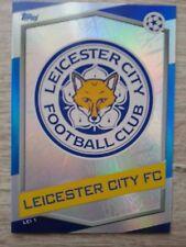Match Attax - 16/17 - Leicester City FC - Champions League - Vereins-Wappen