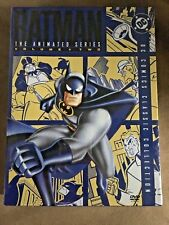 Batman: The Animated Series - Vol. 2 (DVD, 2004, 4-Disc Set) BRAND NEW BOX SET