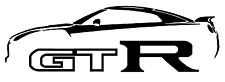 JDM GTR Vinyl Decals,Honda,Acura,Nissan,Mitsubishi,Subaru,Toyota+Install Kit