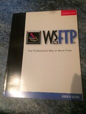 IPSWITCH - WS_FTP PRO User's Guide