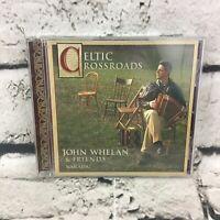 Celtic Crossroads By John Whelan And Friends Music CD Vintage 1997 Narada Media