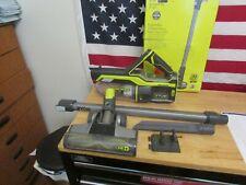RYOBI 18-Volt ONE+ Brushless Stick Vacuum Cleaner Kit- P718 406