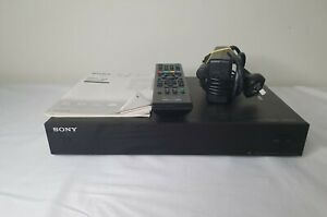 HARD DISC RECORDER 1TB SONY SVR-HDT1000 HDD EXCL WITH REMOTE - HARD DRIVE PLAYER