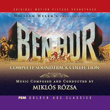 Soundtracks and Musicals Box Set Music CDs