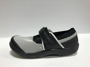 Algeria Womens Traq Qutie Sneaker Black EUR38 8-8.5 M