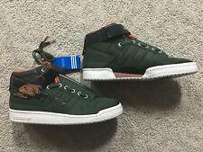 Rare Adidas Han Solo Star Wars Forum Mid Originals Sneakers Size 12 - NWOB