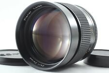【Exc++++】 Contax Carl Zeiss Planar T* 85mm F1.4 AEG MF Lens From Japan #304