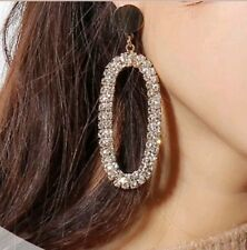 Statement ☆ Sparkly ☆ Bling ☆ Rhinestone crystal drop earrings ☆ Party ☆ Prom ☆