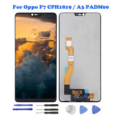 For OPPO F7 CPH1819 / A3 PADM00 LCD Display Touch Screen Digitizer Replacement S