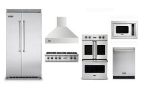 Viking Professional 5 Series Island Kitchen