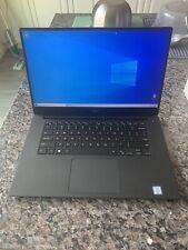"""Dell Precision 5520 Laptop 15.6"""" Intel i7-6820HQ Quad Core 16gb RAM Nvidia"""