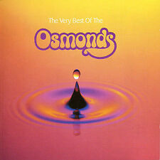 THE OSMONDS - THE VERY BEST OF THE OSMONDS [POLYDOR] NEW CD