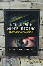 New World Order Rising Who? What? When? Where? Why? NWO DVD Dr. Jack Van Impe