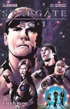 STARGATE SG-1 FALL OF ROME #1 (2004) VF AVATAR PRESS