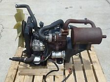 2004 Kubota D1105-T Turbo Diesel Engine 32.8HP Toro 5500D Mower Motor