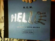 $Ale* Rem Hello Photographs By David Belisle 2008H-Back Book 1St Print Very Good