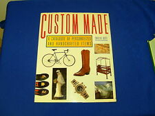 Custom Made: Catalogue of Personalized and Handcrafted Items - Sheila Buff  HCDJ