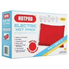 HOTPOD Electric Hot Pack Next Generation Hot Water Bottle Heat Pack Reheatable