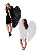 120x120cm Flügel Engel mit Federn Accessoires Kostüm