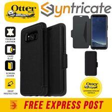 OTTERBOX Strada Case for Samsung Galaxy S8 Plus - Onyx