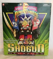 Bandai Mighty Morphin Power Rangers - Deluxe Shogun Megazord