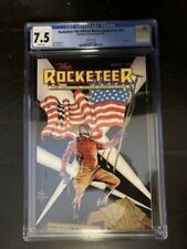 Rocketeer: Official Movie Adaptation Deluxe Edition CGC 7.5 Dave Stevens Cover
