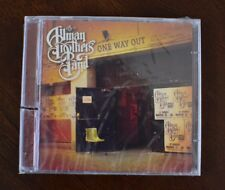 One Way Out: Live at the Beacon Theatre by The Allman Brothers Band 2CD GOOD