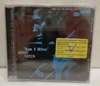 AM I BLUE? Remastered by Grant Green Blue Note Label New CD