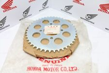 HONDA cb750 Four f2 SUPERSPORT RUOTA DENTATA 43t ORIGINALE NOS