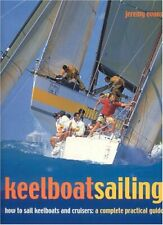 Keelboat Sailing By Jeremy Evans