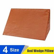 Triangle Wedge Pillow Orthopedic Leg Elevation Soft Cushion Sofa Back Support