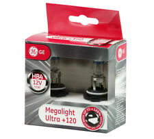 GE Mega Light Ultra hb4 9006 Auto Lampada 2 St.