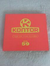 Kontor Top Of The Clubs Vol.59 von Various Artists (2013)