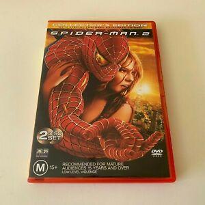 Spider-Man 2 DVD - 2 Disc