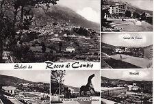 #ROCCA DI CAMBIO: SALUTI DA