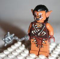 Lego GUNDABAD ORC MINIFIGURE from Lord of Rings Dol Guldur Ambush (79011) NEW