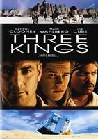 Three Kings (2000) DVD (Movie US Army in 1991 Gulf War)