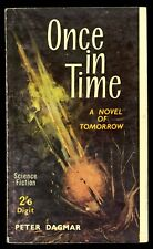 Once More In Time By Peter Dagmar Digit R746 1963 1st UK PB Science Fiction VG