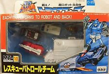Rare Takara Transformers G1 C-373 Rescue Patrol vintage item For Collectors MISB