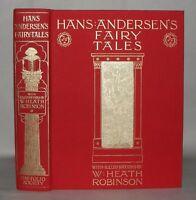 Hans Andersen's Fairy Tales - Folio Society, 1995, Hardback book,  Illustrated.