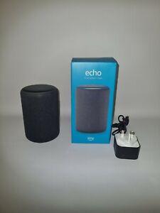 Amazon Echo 3rd Gen. Smart Speaker With Alexa - Charcoal