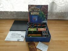 MATTEL  HARRY POTTER CHAMBER OF SECRETS 2002 TRIVIA GAME  Collectable