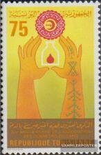 Tunesien Mi.-Nr.: 992 (kompl.Ausg.) postfrisch 1981 Blutspenderverband