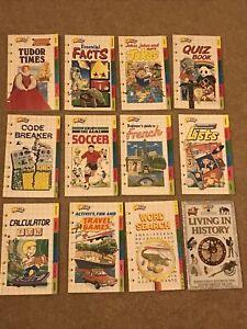 12 Fun Fax Henderson Publishing Various Titles See Description 1990-1997