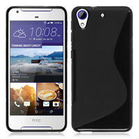 Housse Etui Coque TPU Silicone Gel S-Line pour HTC Desire 628/ 628 dual sim