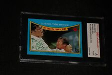 "RICHARD KIEL ""JAWS"" JAMES BOND 2013 TOPPS SIGNED AUTOGRAPHED CARD SGC AUTHENTIC"