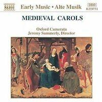 Medieval Carols von Summerly,Jeremy, Oxford Camerata | CD | Zustand gut