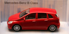 "** Mercedes-Benz ""B-class *** escala 1:43 ** Mondo motors ** nuevo"