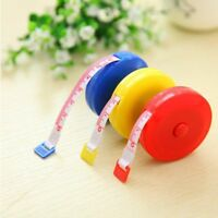Portable 1PC Clothing Cloth 150CM/60inch Soft Tape Ruler Measure Retractable