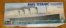 REVELL RMS TITANIC MODEL 1:570 SCALE, 2011, 85-0445, OPEN BOX, NOT ASSEMBLED